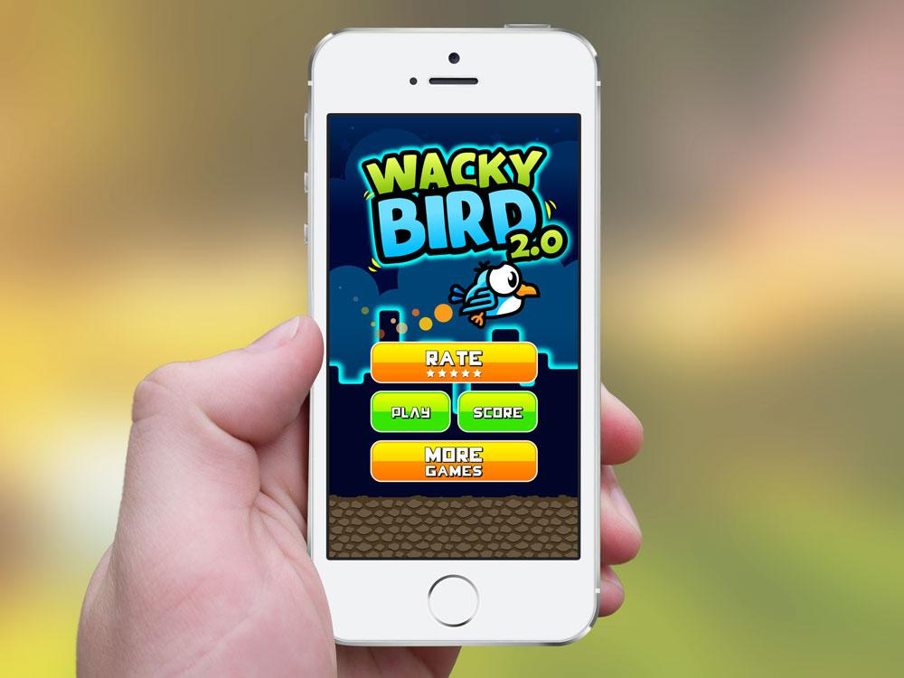 WackyBird-Home