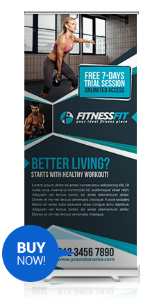 Fitness Banner Vol.12