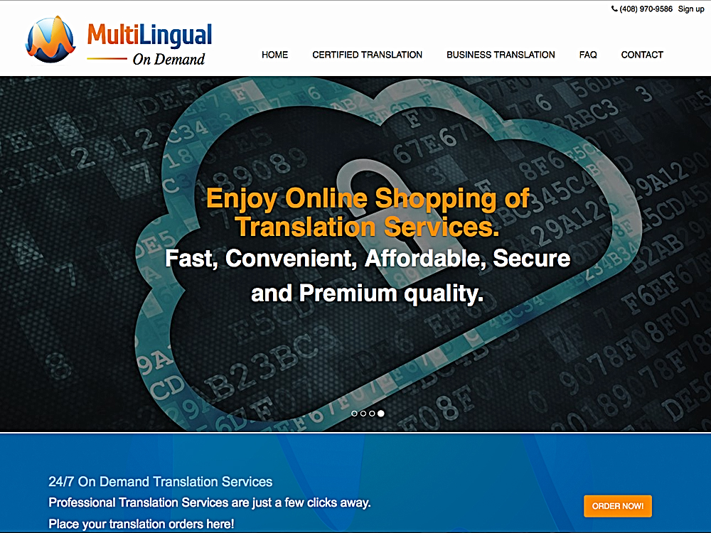 Multiligual On Demand