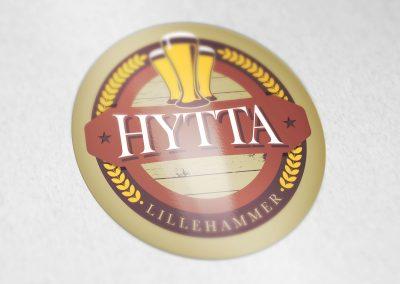 Hytta Logo Design