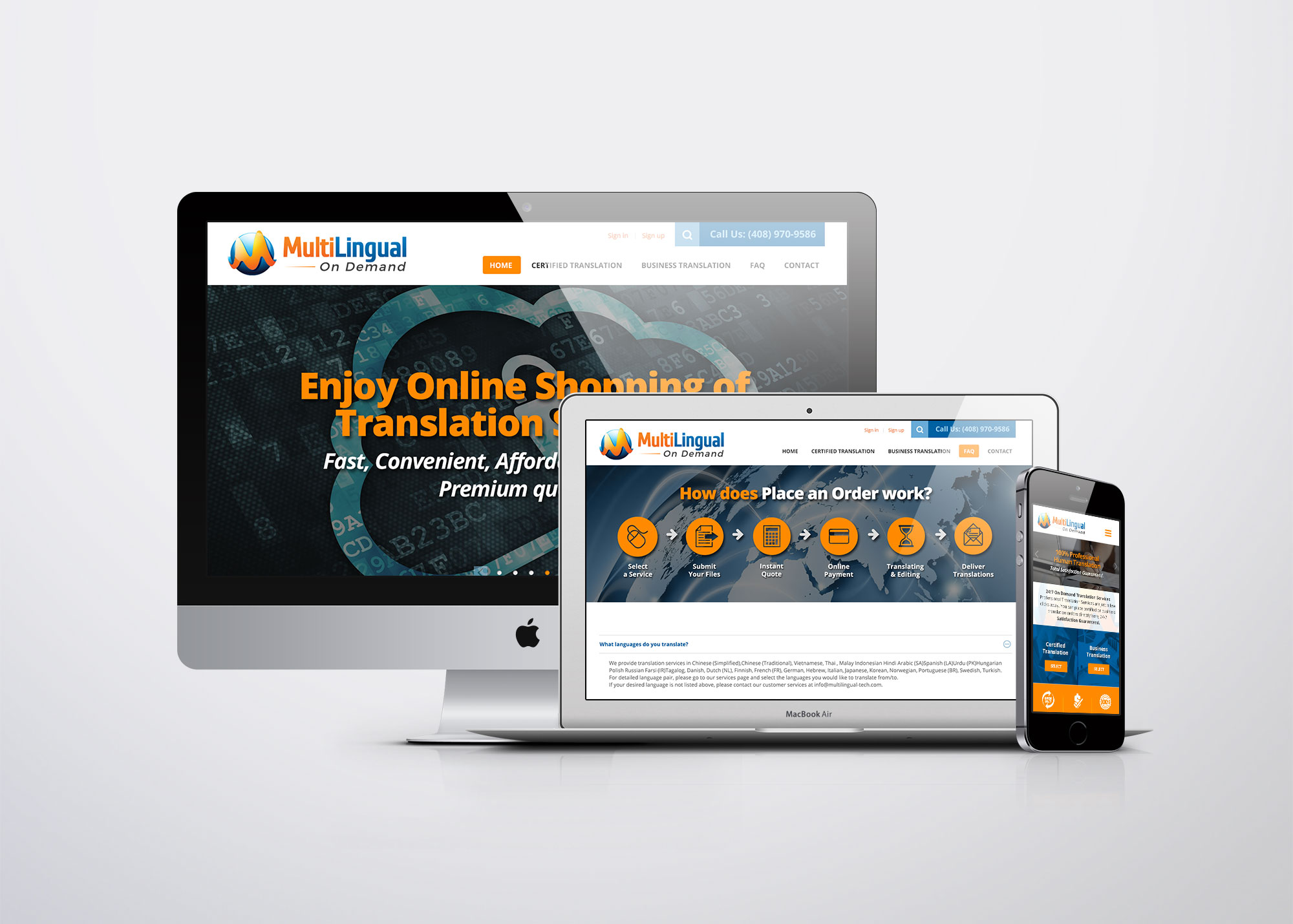 Multilingual-Ondemand-Web-Design