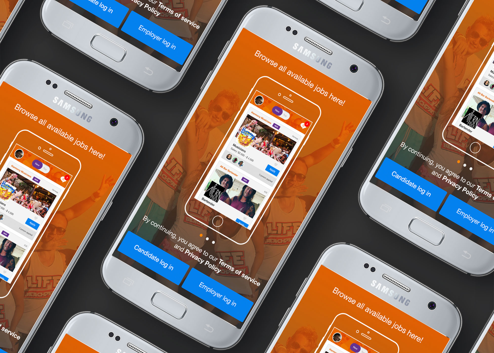 Ohana-App