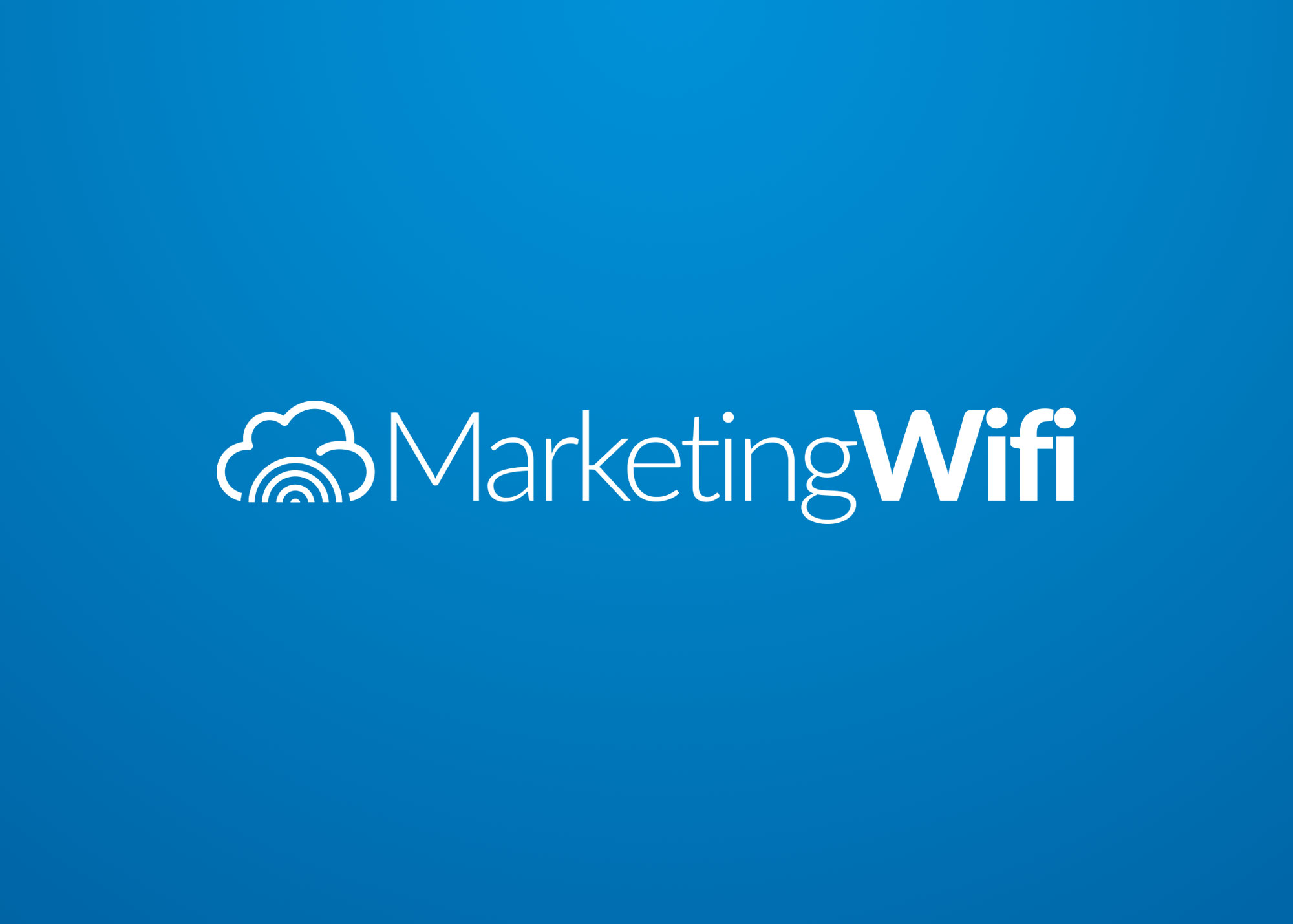 Marketing WIfi Logo
