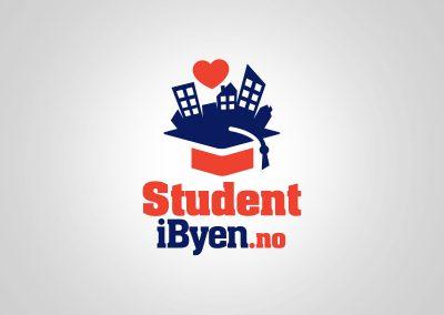Student iByen logo design